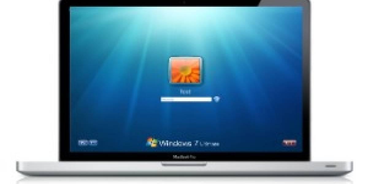 Windows 7 es soportado oficialmente en los Macs