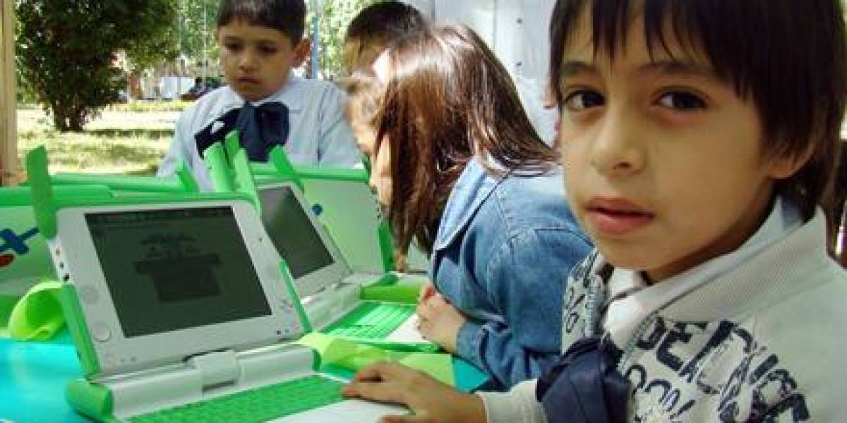 Uruguay logra 100% de cobertura con OLPC