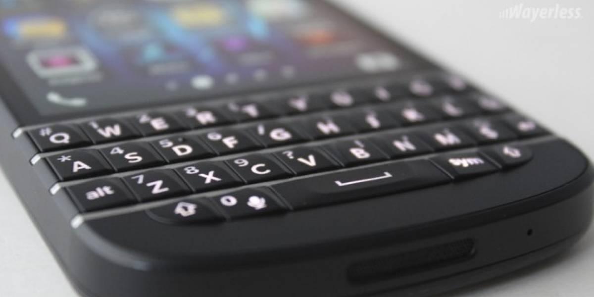 BlackBerry Q10 comienza su recorrido por latinoamérica