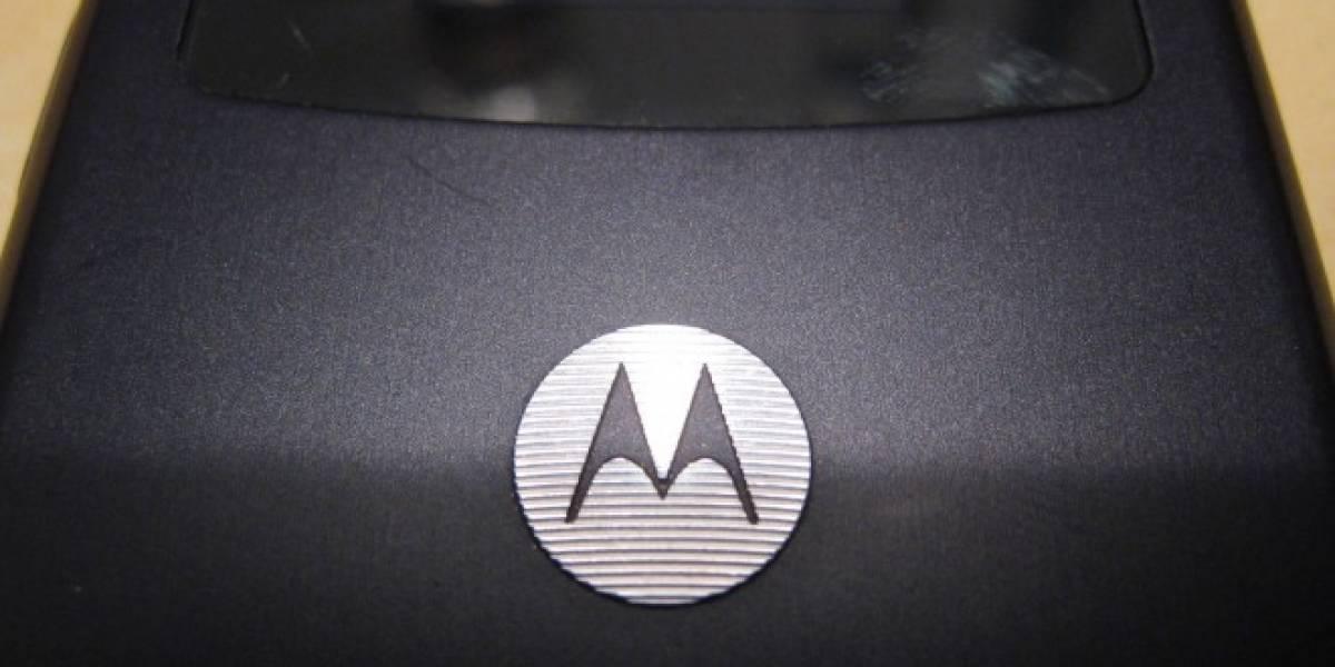 Motorola trabaja en un tablet que podría elaborarse bajo el sistema MotoMaker