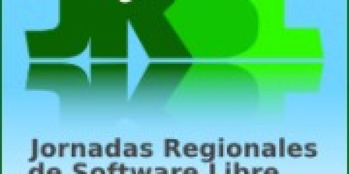 Jornadas Regionales de Software Libre 2009 en Chile