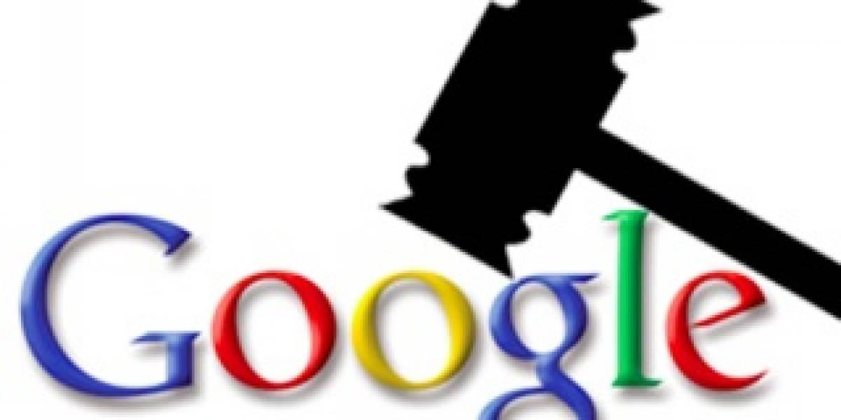 Google sigue sumando demandas en su contra