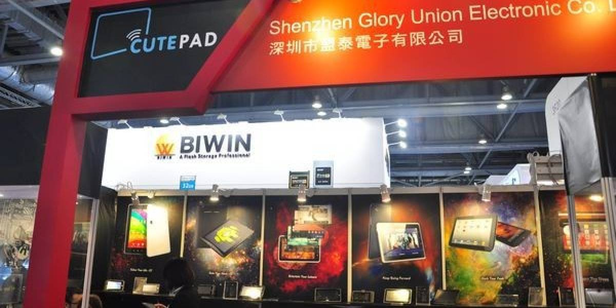 Fabricantes chinos sin marca planean tablets Quad-core 3G de USD $100