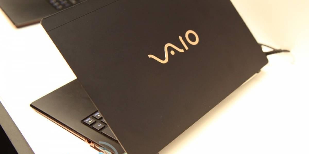 Sony VAIO X: Una netbook de lujo