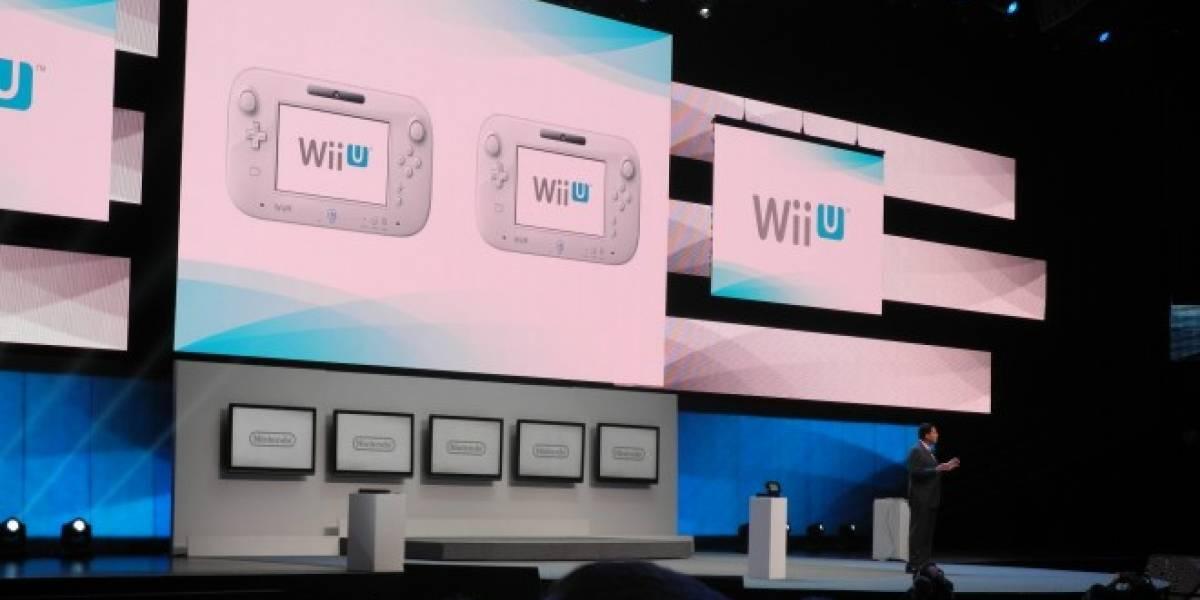 E3 2012: Wii U soportará hasta dos controles Wii U GamePad