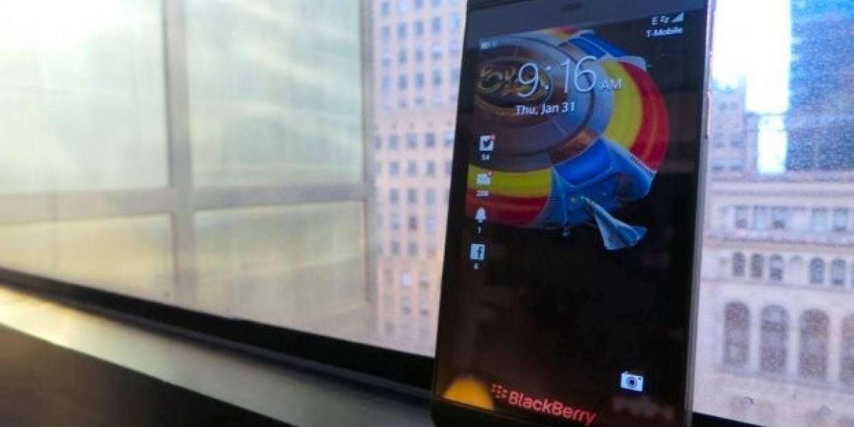 Chile: BlackBerry Z10 será lanzado el 3 de Abril