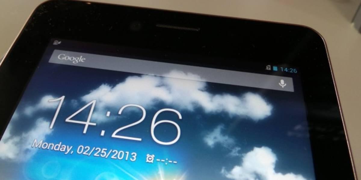 Asus lanza el FonePad Note de 6 pulgadas y pantalla de 1080p