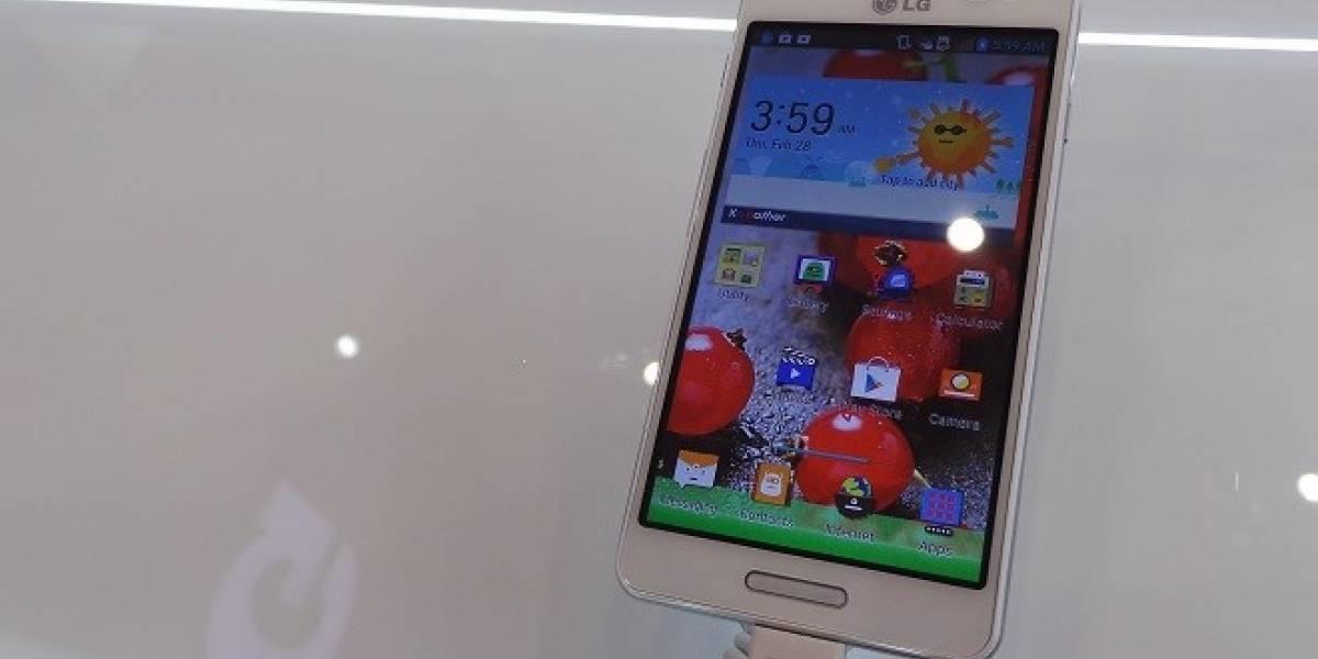 MWC13: LG Optimus F7 [A Primera Vista]