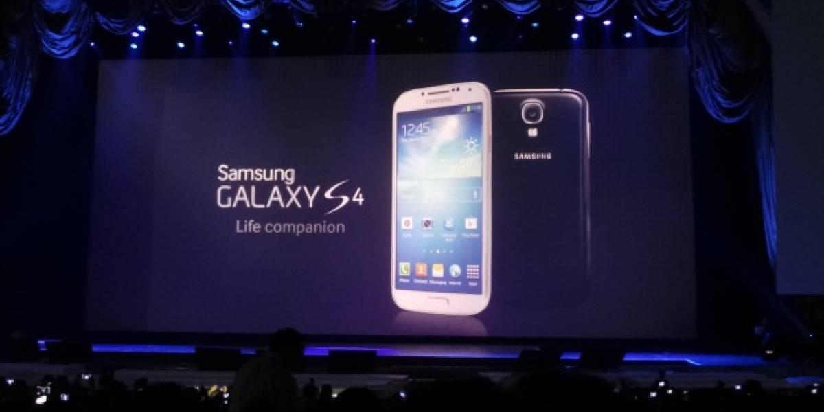 Samsung confirma la llegada de un Galaxy S4 resistente a agua y golpes