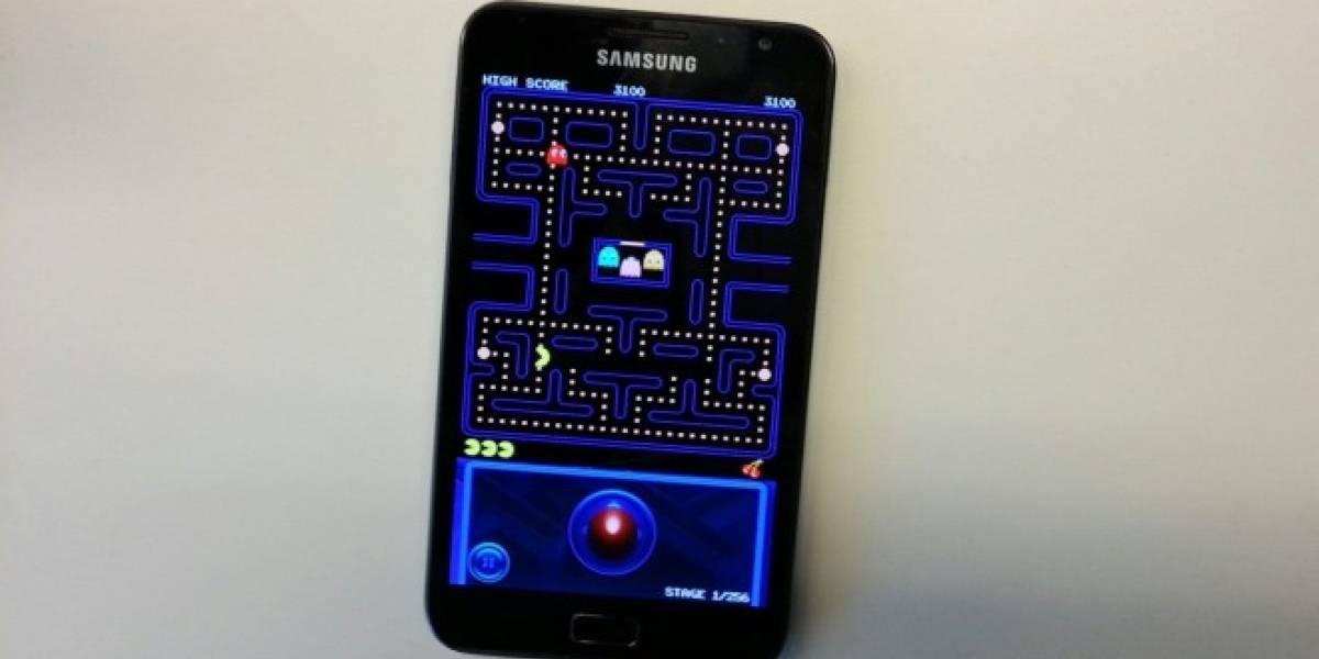 El veterano Pac-Man llega gratis y en exclusiva a Android