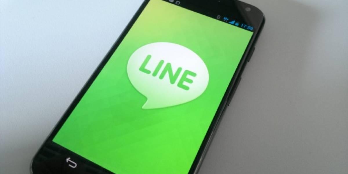 Line se actualiza a la versión 3.9.0 incorporando videollamadas y más