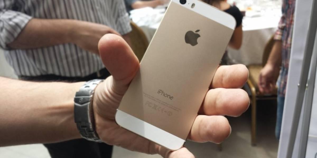 iPhone 5S y 5C en Claro Chile, precios y disponibilidad