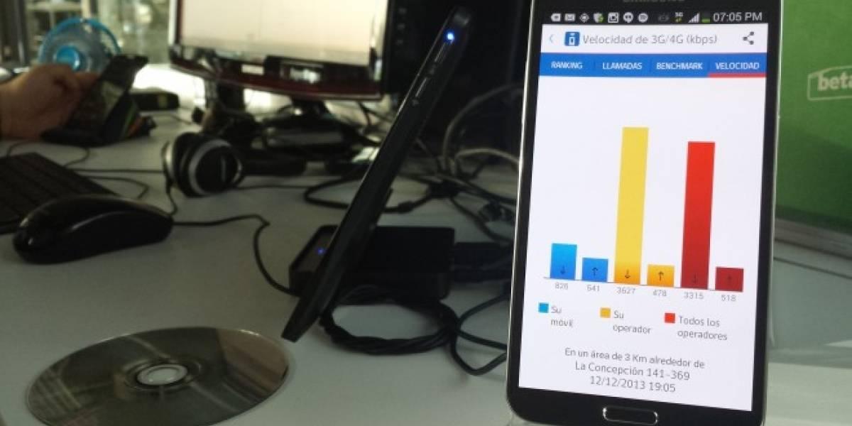 Subtel lanza app para medir la calidad de redes móviles chilenas