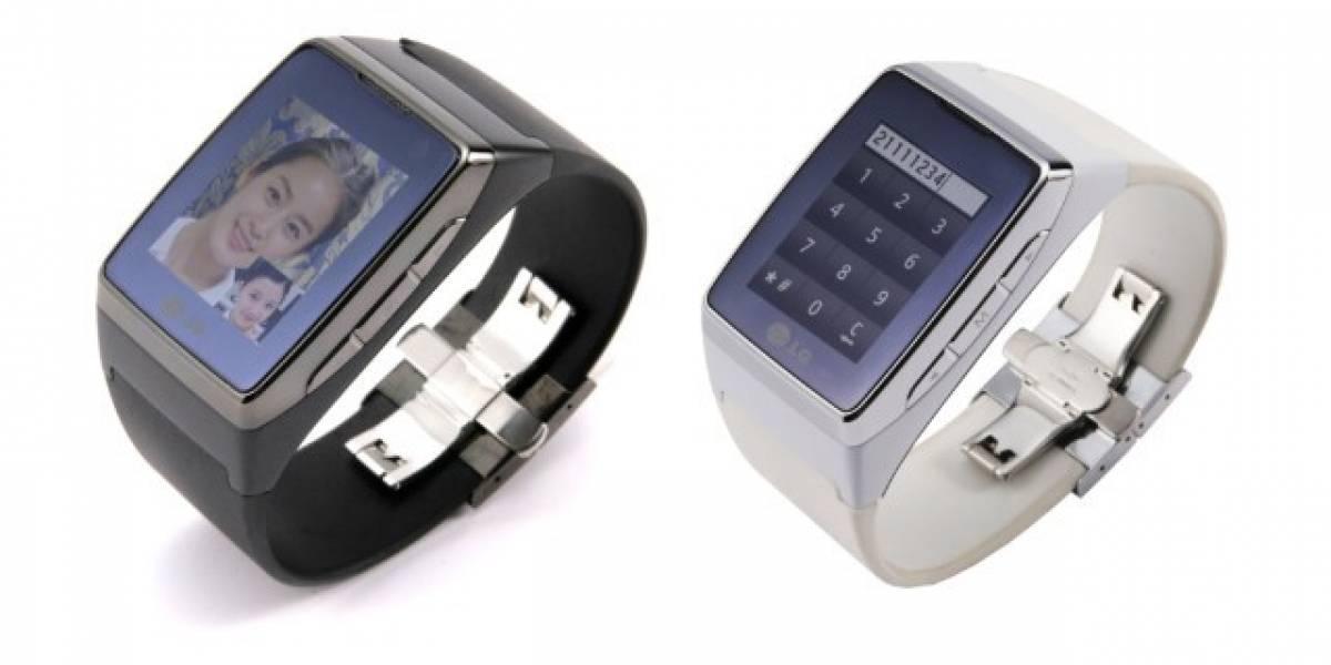 Más gente se suma a la fiesta: LG fabricará su propio reloj inteligente