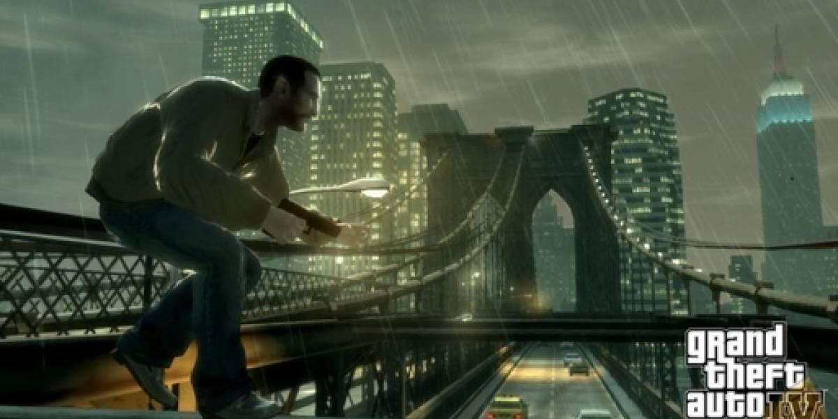 GTA IV, Trailers e Imagenes