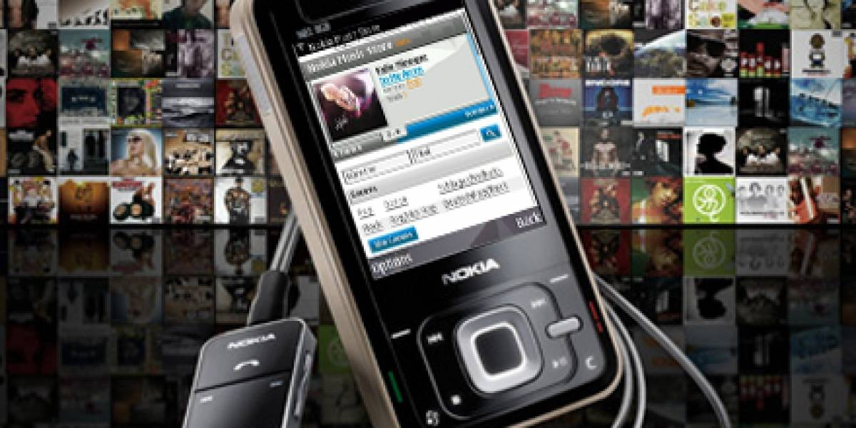Nokia Music Store versión España