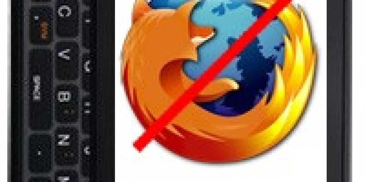Firefox para Windows Phone 7: No va más