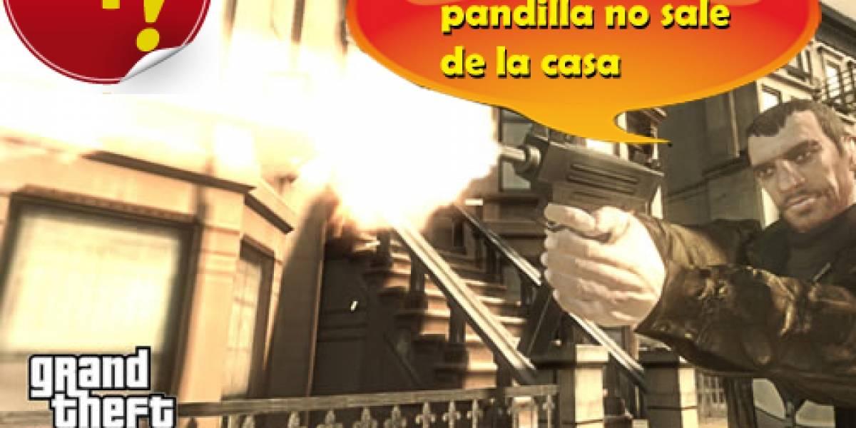 GTA IV Multiplayer Mode,