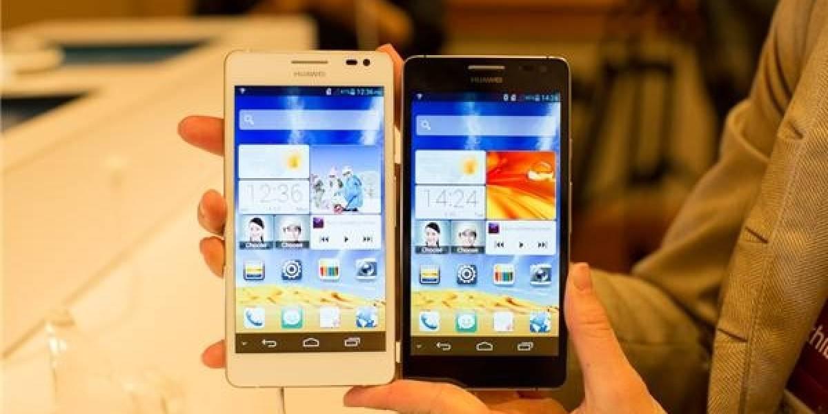 CES 2013: Huawei apunta al mercado de gama alta con el Ascend D2