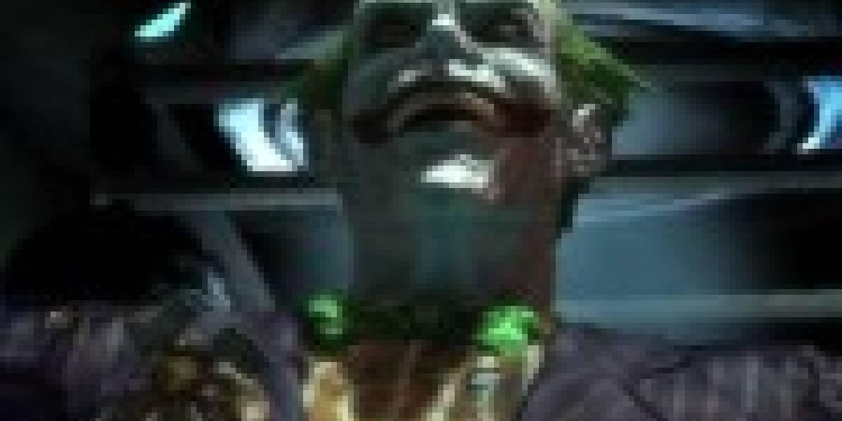 Imágenes de Batman Arkham Asylum... la jarra!