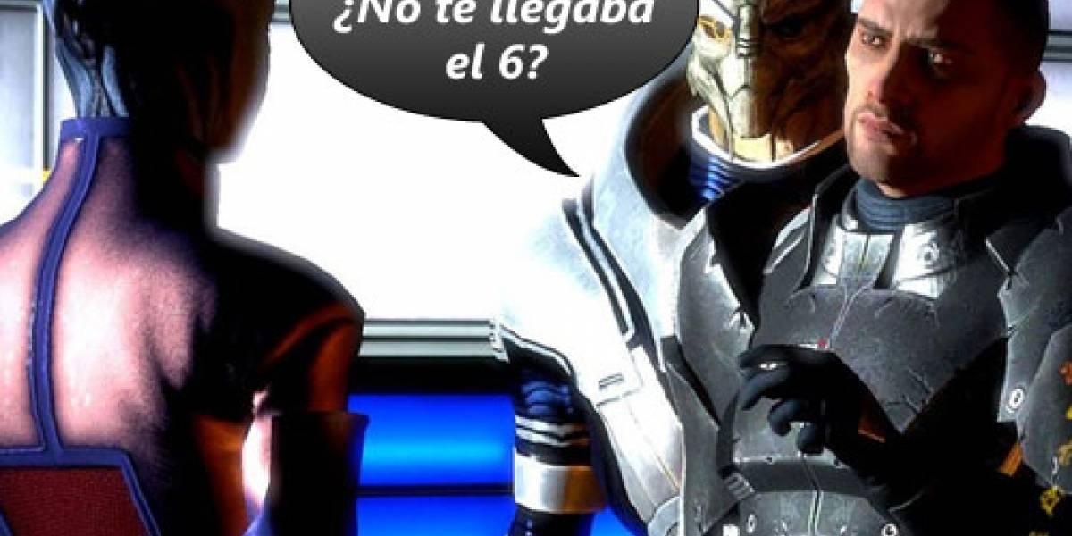 Mass Effect para PC retrasado un par de semanas, nada que alarmarse