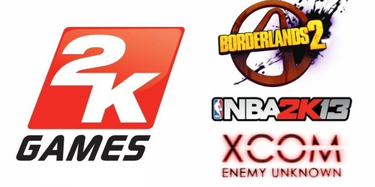 2K Games nos adelanta sus novedades para este año