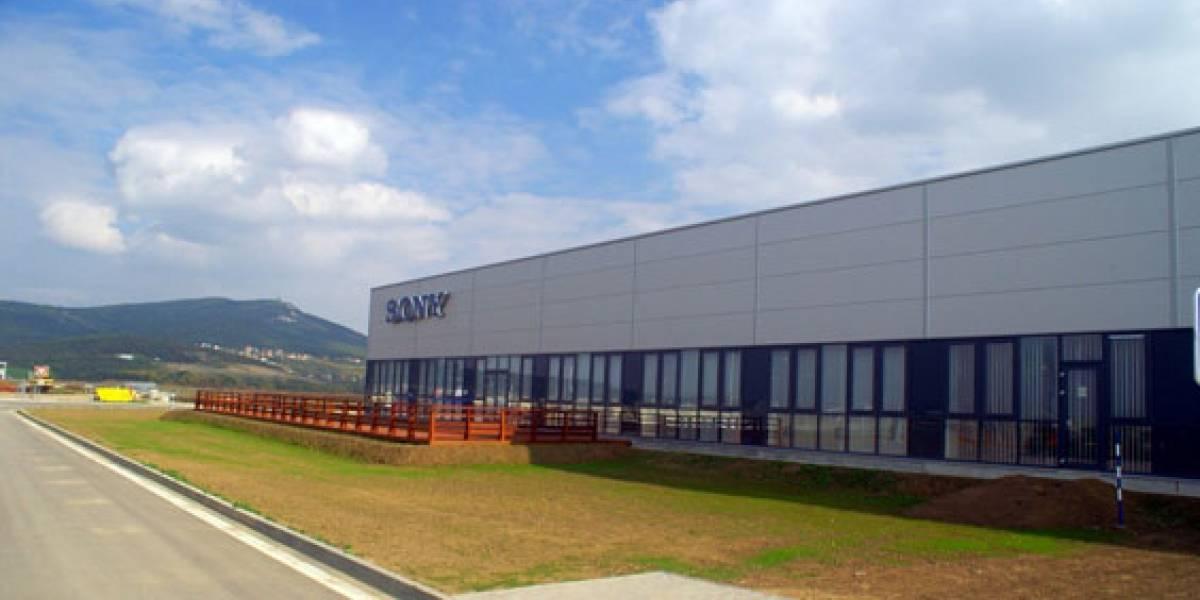 Foxconn compraría fábrica LCD de Sony