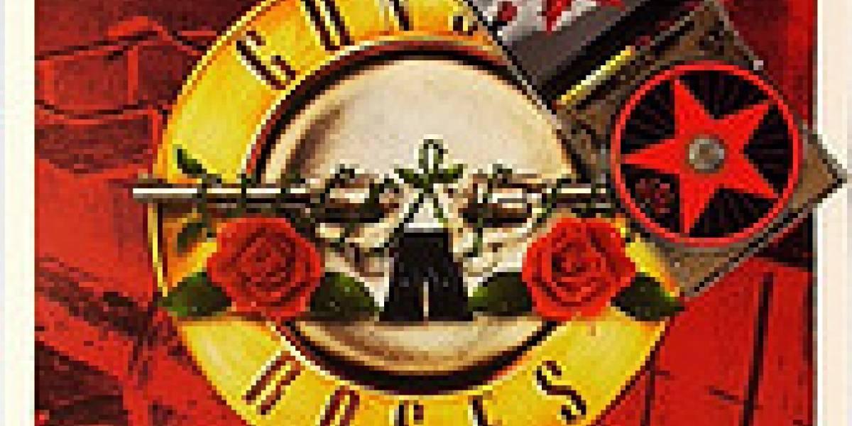Bloguero fue condenado por compartir disco de Guns N' Roses