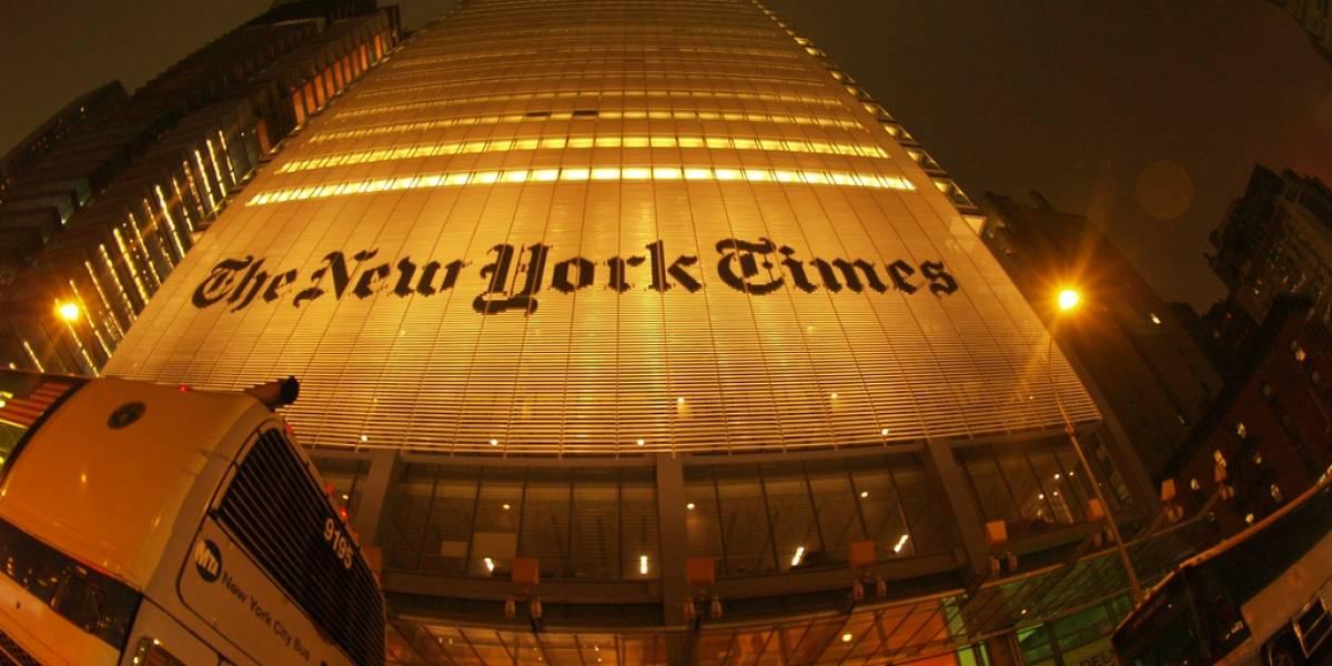 Carlos Slim está a favor de cobrar para ver los contenidos del New York Times