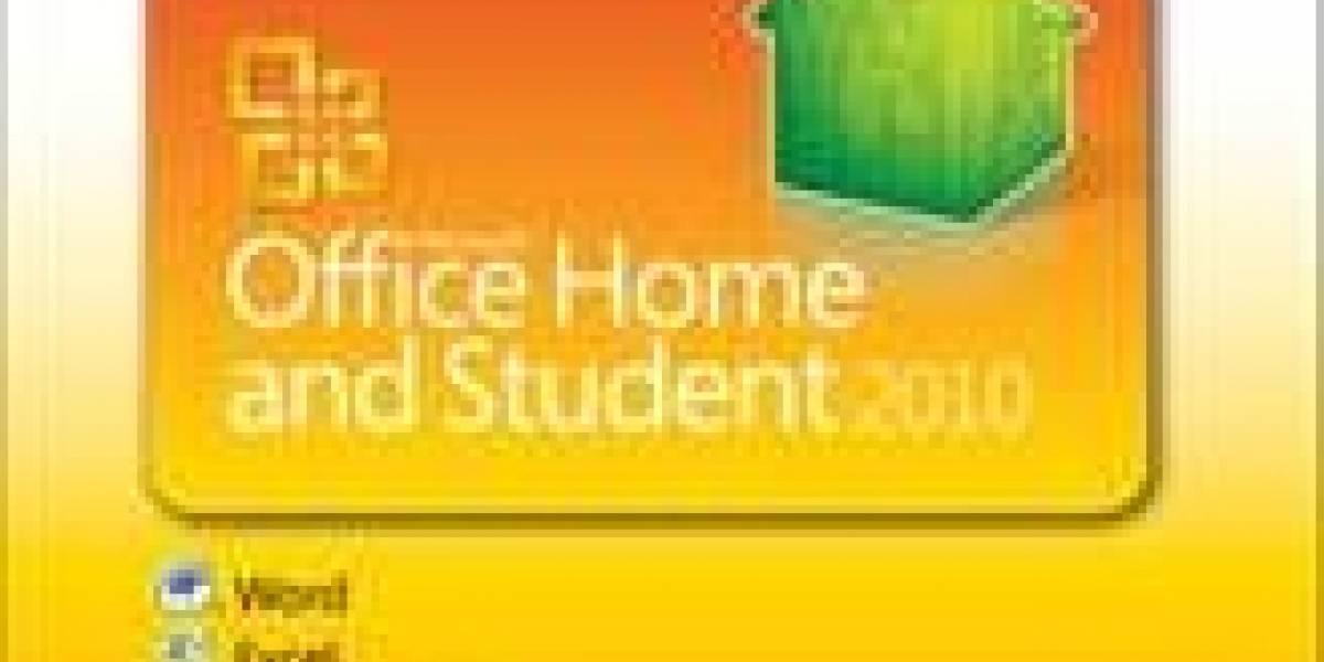 Microsoft ofrecerá versión Starter de Office 2010