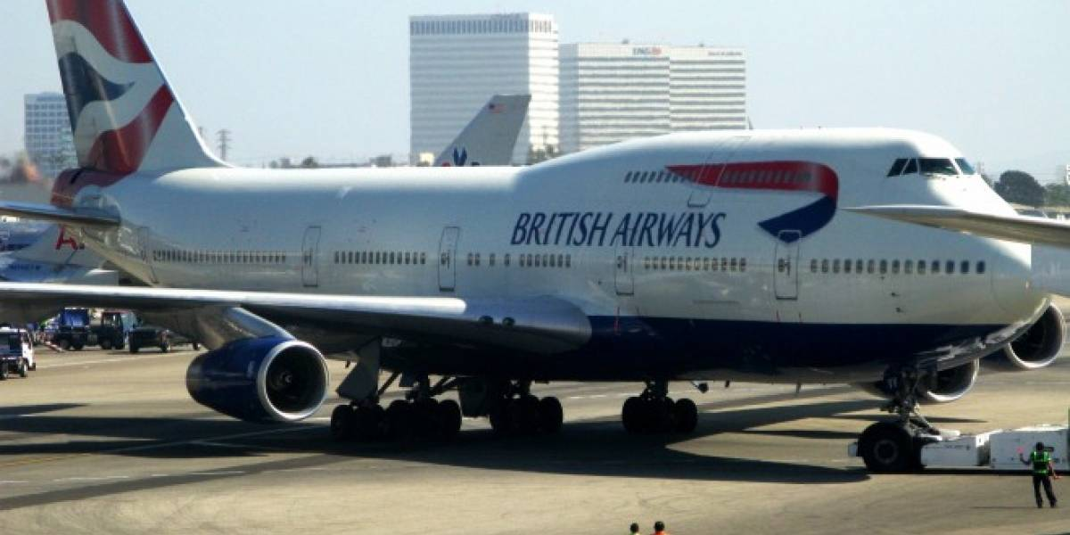 British Airways flexibiliza sus restricciones sobre celulares y tablets