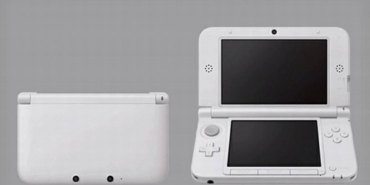 La 3DS se renueva con la Nintendo 3DS LL
