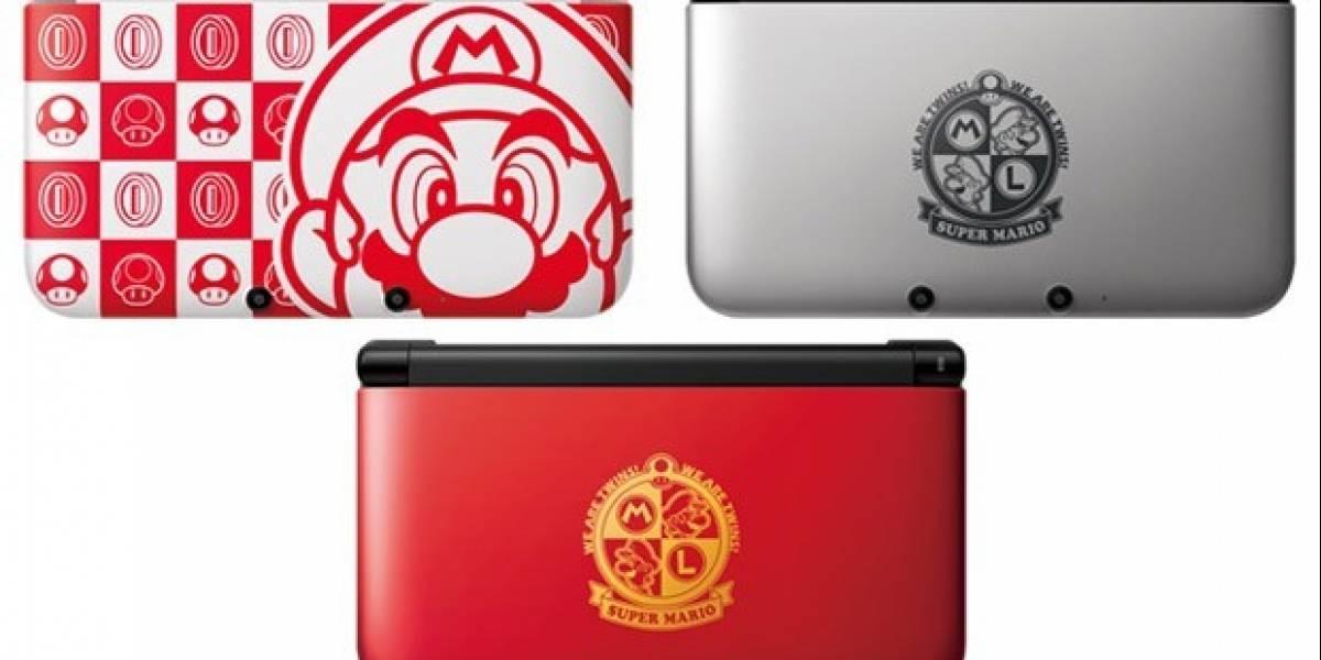 Los nuevos diseños de 3DS que no venderán en tu tienda favorita