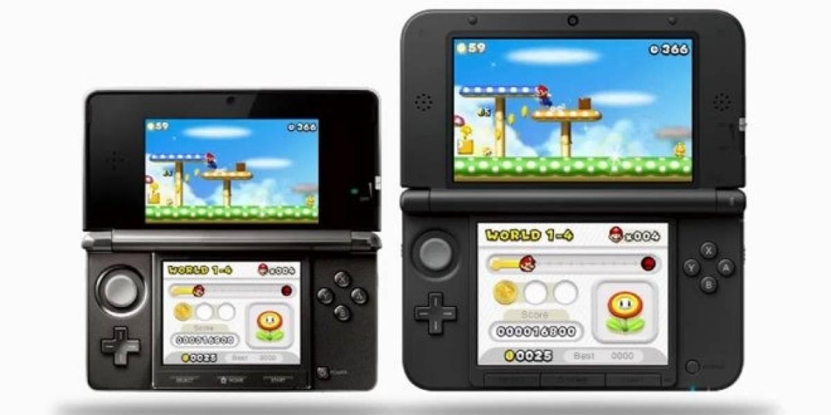 3DS XL cosecha buenas ventas en Japón