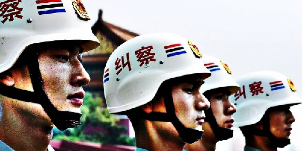 En el 2009 China arresta a más de 5 mil personas en su campaña anti-porno