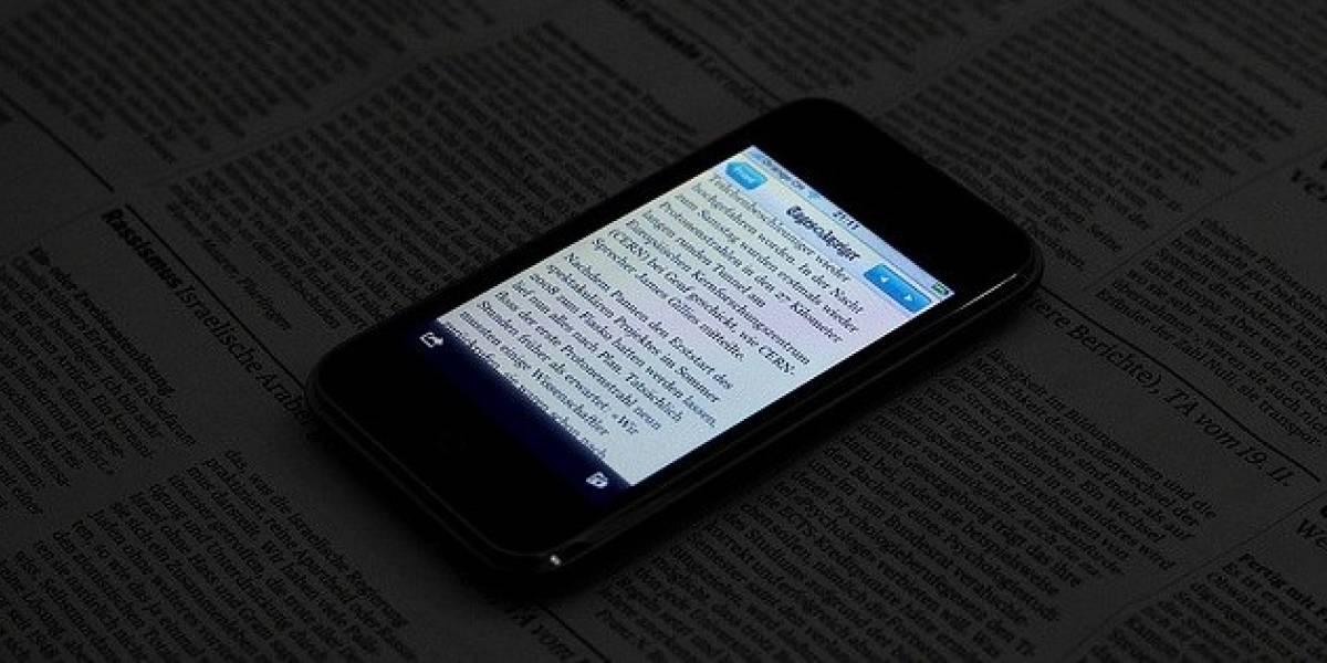 Cuatro de cada diez medios de comunicación ya tienen su propia aplicación móvil