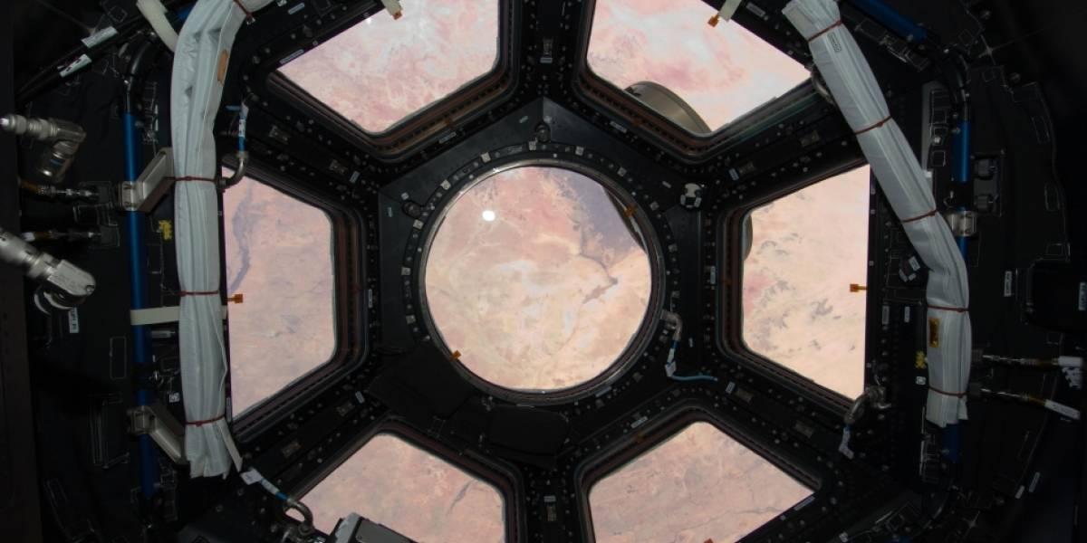 La ISS ya tiene instalada su nueva cúpula de observación