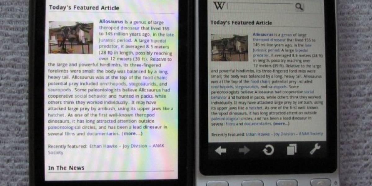 Wikipedia desarrolla plataforma para enviar artículos bajo demanda vía SMS