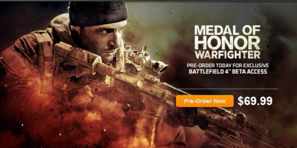 Futurología: Beta de Battlefield 4 para los dueños de Medal of Honor: Warfighter Digital Deluxe
