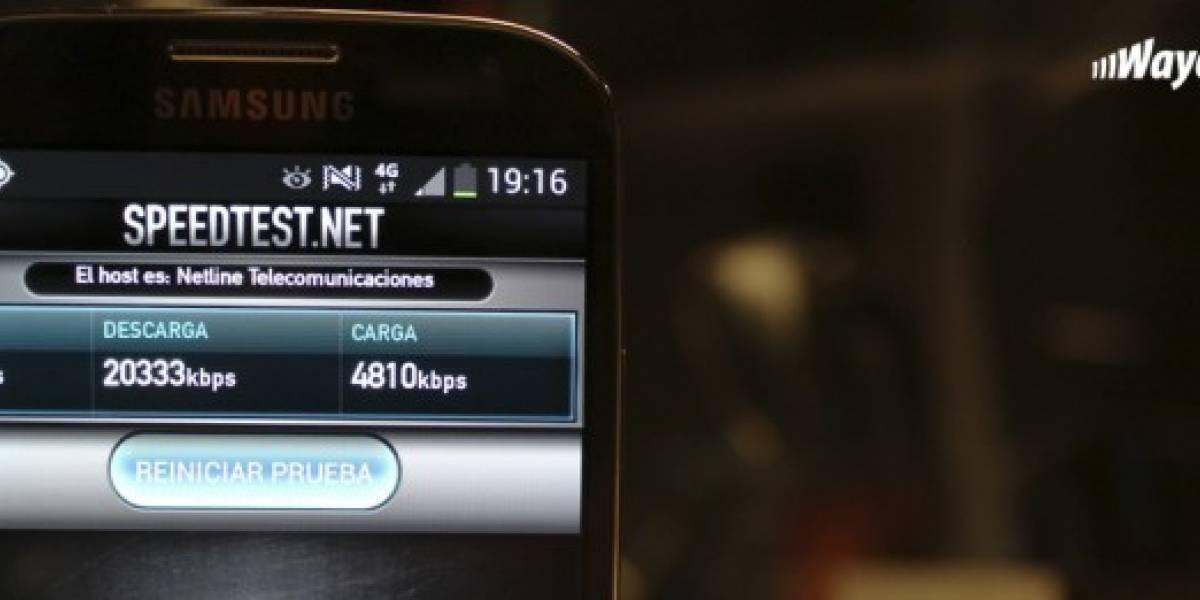 El sueño de voz sobre LTE