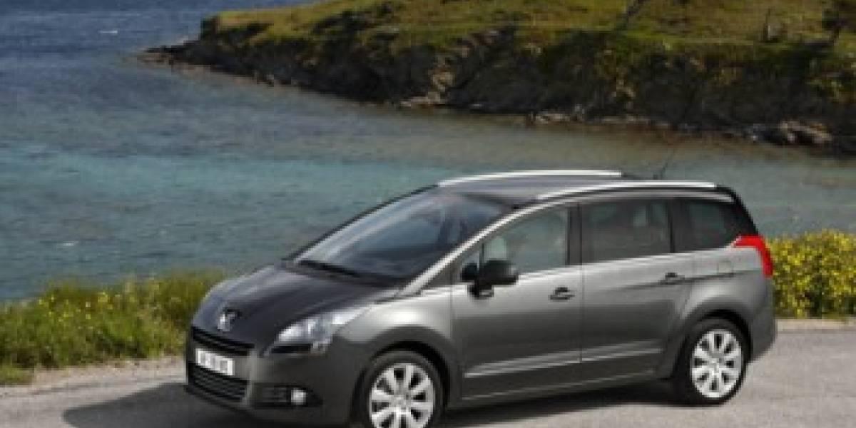 Peugeot le pondrá Wifi a sus autos en 2010