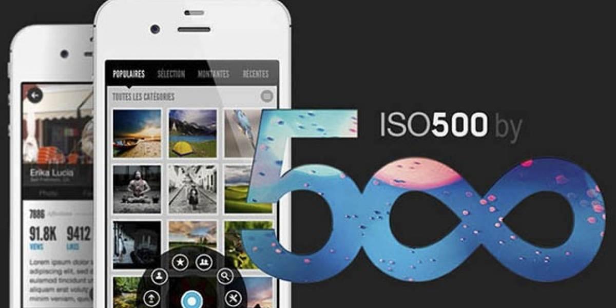 Aplicación de 500px vuelve a la App Store, ahora es para mayores de 17 años