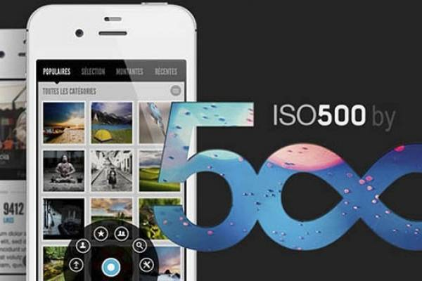 500px App Iphone