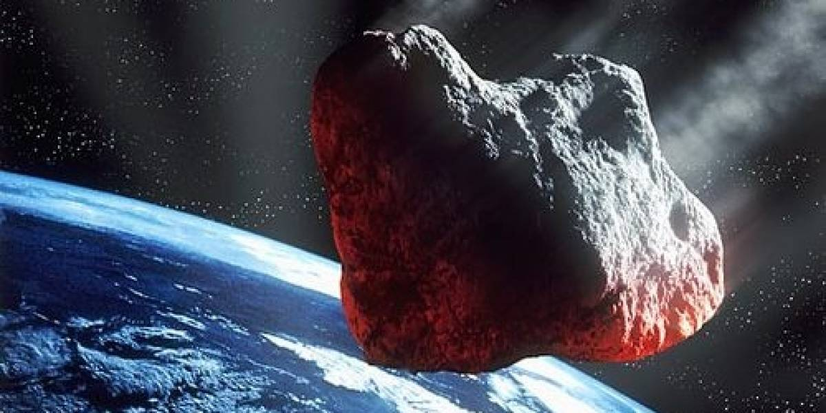Un asteroide pudo matarnos a todos