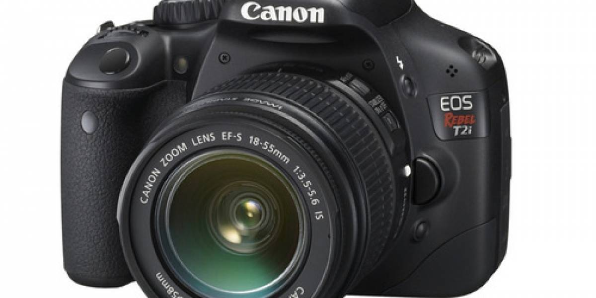 Canon EOS 550D: La nueva DSLR para el consumidor final