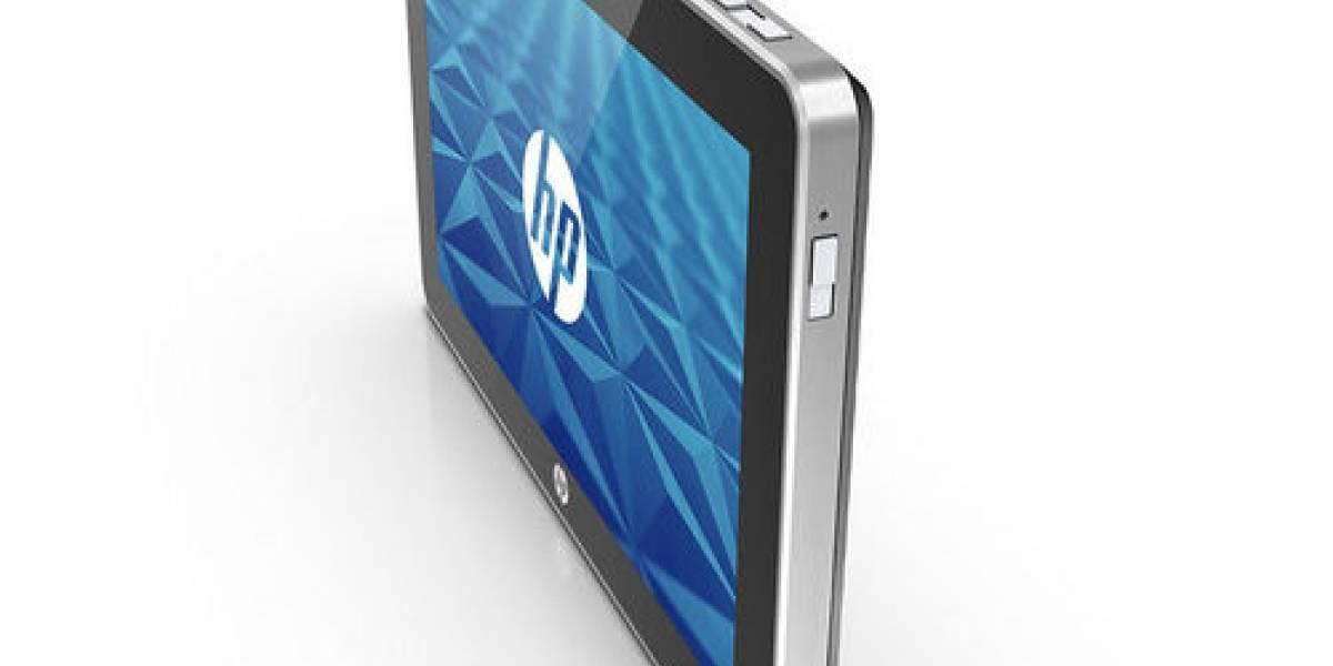 CES2010: HP y Microsoft presentaron tablet