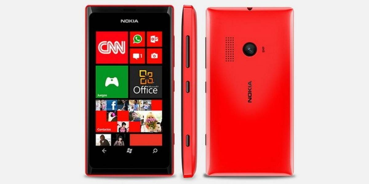 México: Nokia lanza el Lumia 505 con Windows Phone 7.8