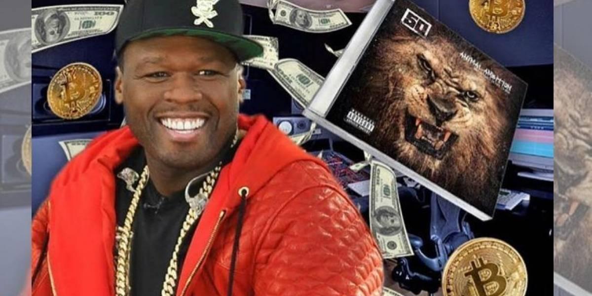 50 Cent, de la bancarrota a millonario gracias al bitcoin