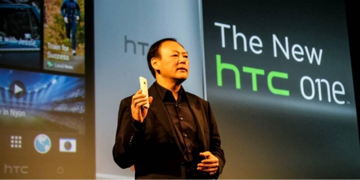 HTC presenta nefastos resultados económicos en Q1 2013