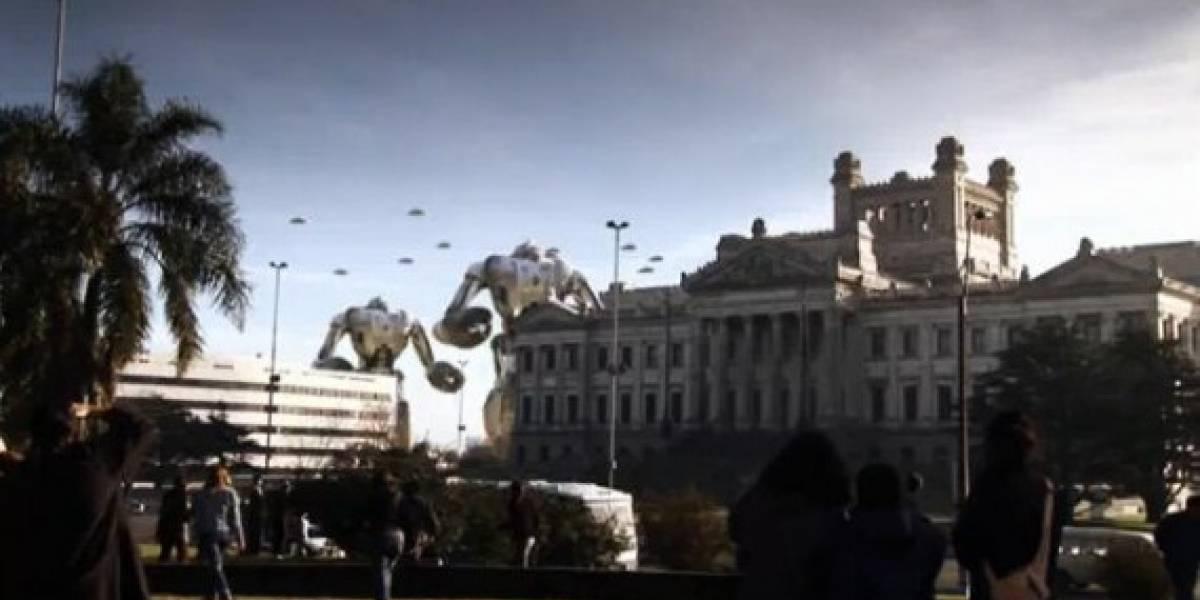 El director de Ataque de pánico! pasará del corto al largometraje